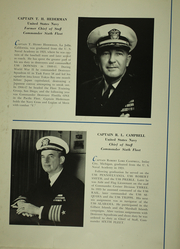 Page 10, 1950 Edition, Salem (CA 139) - Naval Cruise Book online yearbook collection