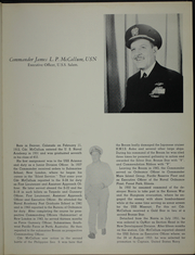 Page 11, 1953 Edition, Salem (CA 139) - Naval Cruise Book online yearbook collection