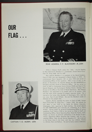 Page 10, 1959 Edition, Salisbury Sound (AV 13) - Naval Cruise Book online yearbook collection