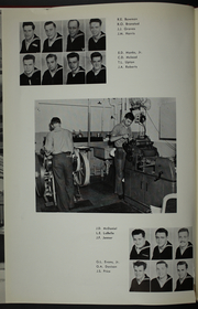 Page 14, 1959 Edition, Salisbury Sound (AV 13) - Naval Cruise Book online yearbook collection
