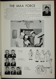 Page 15, 1959 Edition, Salisbury Sound (AV 13) - Naval Cruise Book online yearbook collection