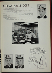 Page 17, 1959 Edition, Salisbury Sound (AV 13) - Naval Cruise Book online yearbook collection