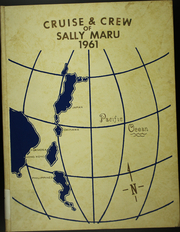 1961 Edition, Salisbury Sound (AV 13) - Naval Cruise Book