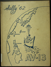 1962 Edition, Salisbury Sound (AV 13) - Naval Cruise Book