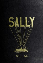 1964 Edition, Salisbury Sound (AV 13) - Naval Cruise Book