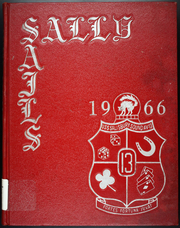 1966 Edition, Salisbury Sound (AV 13) - Naval Cruise Book