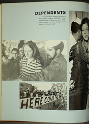 Page 12, 1972 Edition, Samuel Gompers (AD 37) - Naval Cruise Book online yearbook collection