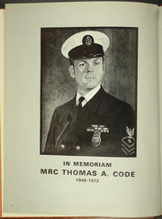 Page 6, 1972 Edition, Samuel Gompers (AD 37) - Naval Cruise Book online yearbook collection
