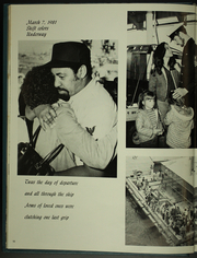 Page 14, 1981 Edition, Samuel Gompers (AD 37) - Naval Cruise Book online yearbook collection