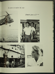 Page 17, 1981 Edition, Samuel Gompers (AD 37) - Naval Cruise Book online yearbook collection