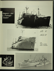 Page 9, 1981 Edition, Samuel Gompers (AD 37) - Naval Cruise Book online yearbook collection