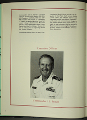 Page 10, 1983 Edition, Samuel Gompers (AD 37) - Naval Cruise Book online yearbook collection