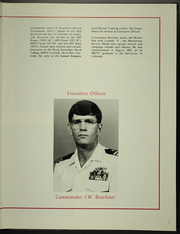 Page 11, 1983 Edition, Samuel Gompers (AD 37) - Naval Cruise Book online yearbook collection