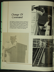 Page 12, 1983 Edition, Samuel Gompers (AD 37) - Naval Cruise Book online yearbook collection