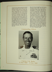 Page 8, 1983 Edition, Samuel Gompers (AD 37) - Naval Cruise Book online yearbook collection