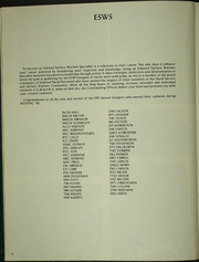 Page 16, 1984 Edition, Samuel Gompers (AD 37) - Naval Cruise Book online yearbook collection
