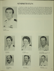 Page 17, 1984 Edition, Samuel Gompers (AD 37) - Naval Cruise Book online yearbook collection