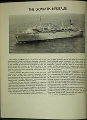 Page 8, 1984 Edition, Samuel Gompers (AD 37) - Naval Cruise Book online yearbook collection