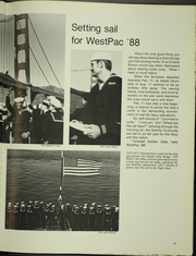 Page 17, 1988 Edition, Samuel Gompers (AD 37) - Naval Cruise Book online yearbook collection
