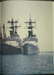 Page 3, 1988 Edition, Samuel Gompers (AD 37) - Naval Cruise Book online yearbook collection