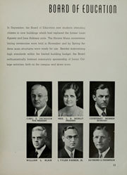 Page 15, 1937 Edition, Pasadena Junior College - Campus Yearbook (Pasadena, CA) online yearbook collection