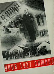 Page 6, 1937 Edition, Pasadena Junior College - Campus Yearbook (Pasadena, CA) online yearbook collection