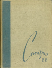 1939 Edition, Pasadena Junior College - Campus Yearbook (Pasadena, CA)