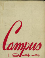 1944 Edition, Pasadena Junior College - Campus Yearbook (Pasadena, CA)