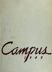 1949 Edition, Pasadena Junior College - Campus Yearbook (Pasadena, CA)