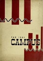 1951 Edition, Pasadena Junior College - Campus Yearbook (Pasadena, CA)