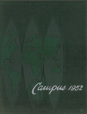 1952 Edition, Pasadena Junior College - Campus Yearbook (Pasadena, CA)