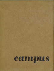 1953 Edition, Pasadena Junior College - Campus Yearbook (Pasadena, CA)