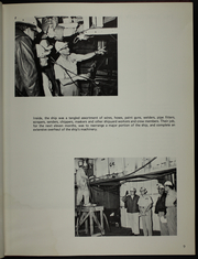 Page 13, 1973 Edition, Sanctuary (AH 17) - Naval Cruise Book online yearbook collection