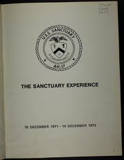 Page 5, 1973 Edition, Sanctuary (AH 17) - Naval Cruise Book online yearbook collection