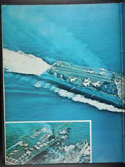 Page 12, 1965 Edition, Saratoga (CVA 60) - Naval Cruise Book online yearbook collection