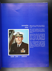 Page 15, 1971 Edition, Saratoga (CVA 60) - Naval Cruise Book online yearbook collection