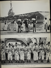 Page 15, 1957 Edition, Shangri La (CVA 38) - Naval Cruise Book online yearbook collection