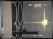 1959 Edition, Shangri La (CVA 38) - Naval Cruise Book