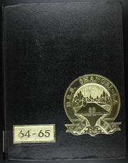 1965 Edition, Shangri La (CVA 38) - Naval Cruise Book
