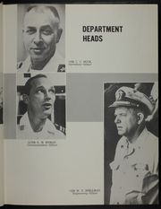 Page 17, 1965 Edition, Shangri La (CVA 38) - Naval Cruise Book online yearbook collection