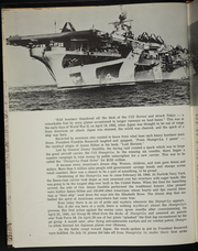 Page 6, 1965 Edition, Shangri La (CVA 38) - Naval Cruise Book online yearbook collection