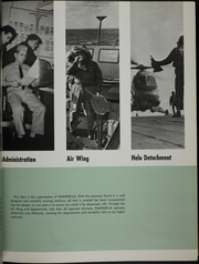 Page 13, 1967 Edition, Shangri La (CVA 38) - Naval Cruise Book online yearbook collection