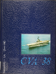 1968 Edition, Shangri La (CVA 38) - Naval Cruise Book