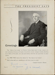 Page 15, 1940 Edition, Concord College - Pine Tree Yearbook (Athens, WV) online yearbook collection