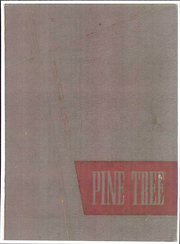 1957 Edition, Concord College - Pine Tree Yearbook (Athens, WV)