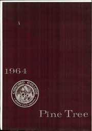 1964 Edition, Concord College - Pine Tree Yearbook (Athens, WV)