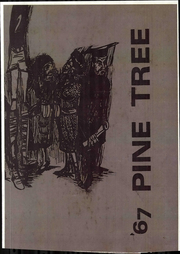 1967 Edition, Concord College - Pine Tree Yearbook (Athens, WV)