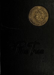 1968 Edition, Concord College - Pine Tree Yearbook (Athens, WV)