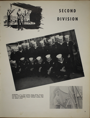 Page 13, 1958 Edition, Shelton (DD 790) - Naval Cruise Book online yearbook collection