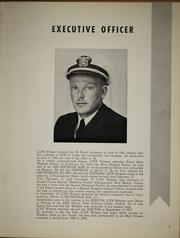 Page 9, 1958 Edition, Shelton (DD 790) - Naval Cruise Book online yearbook collection